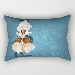 Frozen Yogurt Princess Rectangular Pillow