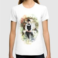 lolita T-shirts featuring Lolita DaVinci by © maya lavda / wocado