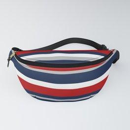 Flag Stripes Fanny Pack