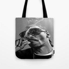Snoop weed Dogg Tote Bag