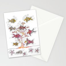 Coral of Life (Underwater)  Stationery Cards