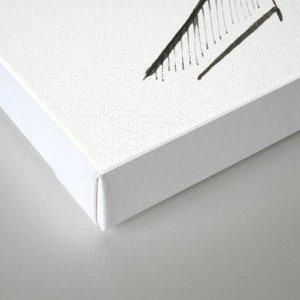 A Simple way Canvas Print