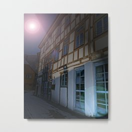 A place for good food Metal Print