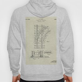 Railroad Track Construction-1932 Hoody