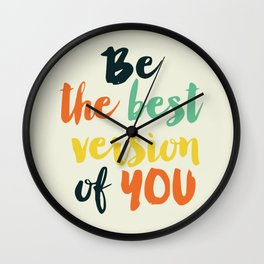 Be the best Wall Clock
