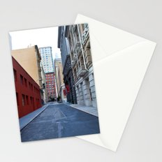 Go Where You Want To Go Stationery Cards