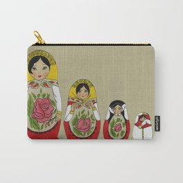 Birth of an Icon Carry-All Pouch