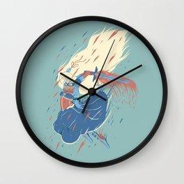 Princess Magical Butt Kicker Wall Clock