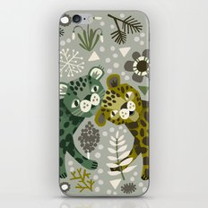 Leopard Love iPhone & iPod Skin