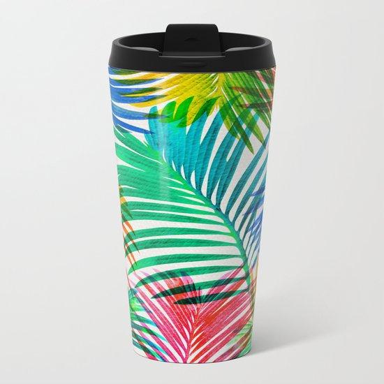 My Tropical Garden 14 Metal Travel Mug