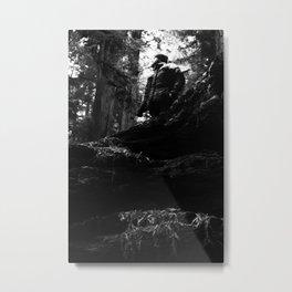 Todd Metal Print