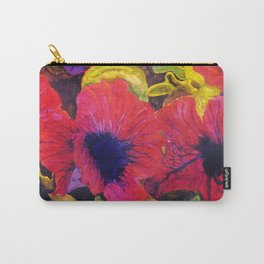 Jungle Fever by Nadia J Art Carry-All Pouch