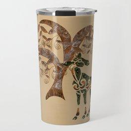 Deer One Travel Mug