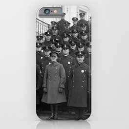 White House Police Detail - 1923 iPhone Case