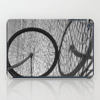 bicycle iPad Cases featuring bicycle by habish