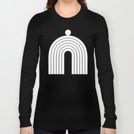 Abstraction_Balance_Minimalism_005 Long Sleeve T-shirt
