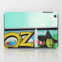 oz iPad Cases featuring Oz by Bella Blue Photography