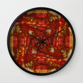 Fragility Wall Clock