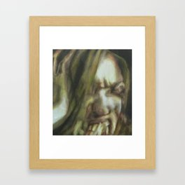 The Arrival Framed Art Print