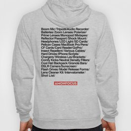 Crew of One Hoody