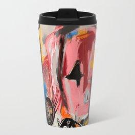 """The speed of life"" Street art graffiti and art brut Travel Mug"