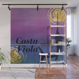 Costa Viola Reggio Calabria Wall Mural