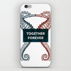 Together Forever iPhone & iPod Skin