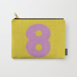 Number 8 Carry-All Pouch
