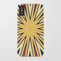 spires iPhone & iPod Cases featuring Spires by Abstracts by Josrick