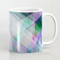 rave Mugs featuring Crystal Rave by GS Designs