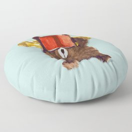 No Care Bear - My Sleepy Pet Floor Pillow