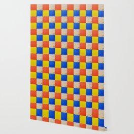 Building Blocks Wallpaper
