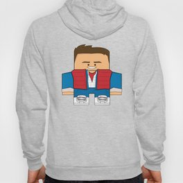 Back to The Future - Marty McFly (Past) Hoody