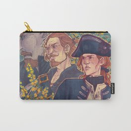 Yellow acacia Carry-All Pouch
