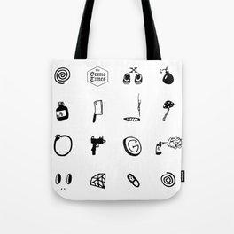 Trap-O-Gramz Tote Bag