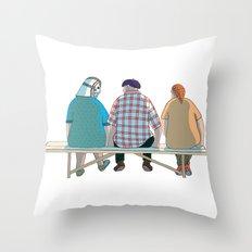 Kind Grandma Throw Pillow