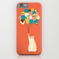 Penguin Bouquet iPhone 6 Slim Case