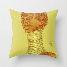 Ringneck Throw Pillow