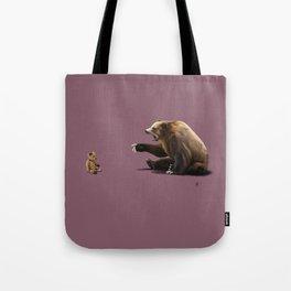 Brunt (Colour) Tote Bag