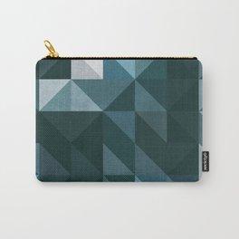:: geometric maze XIII :: Carry-All Pouch