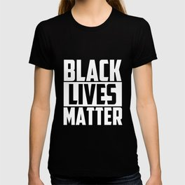BLACK LIVES MATTER FREE RESIST BUTTON WITH ALL ORDERS resist T-shirt