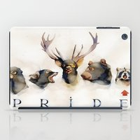 pride iPad Cases featuring Pride by Dmitry Fevralev
