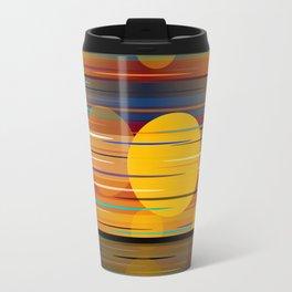 Colors Of A Sunset Travel Mug