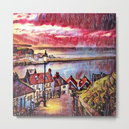 Sweet Whitby Metal Print