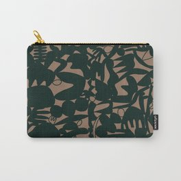 topsy turvy Carry-All Pouch