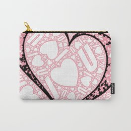 i love u Carry-All Pouch