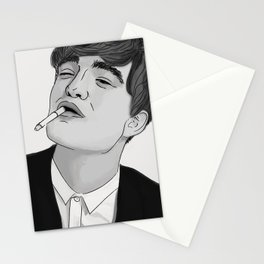 Robert Pattinson  Stationery Cards