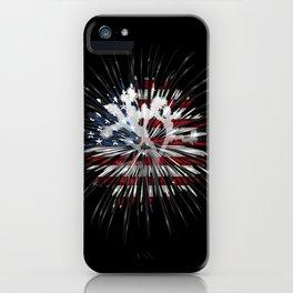 Joshua Tree Americana by CREYES iPhone Case