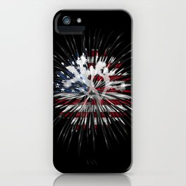 Joshua Tree Americana by CREYES iPhone Case