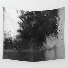 I LOVE THE RAIN Wall Tapestry